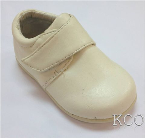Style 171-10 Ivory~Boys Shoes